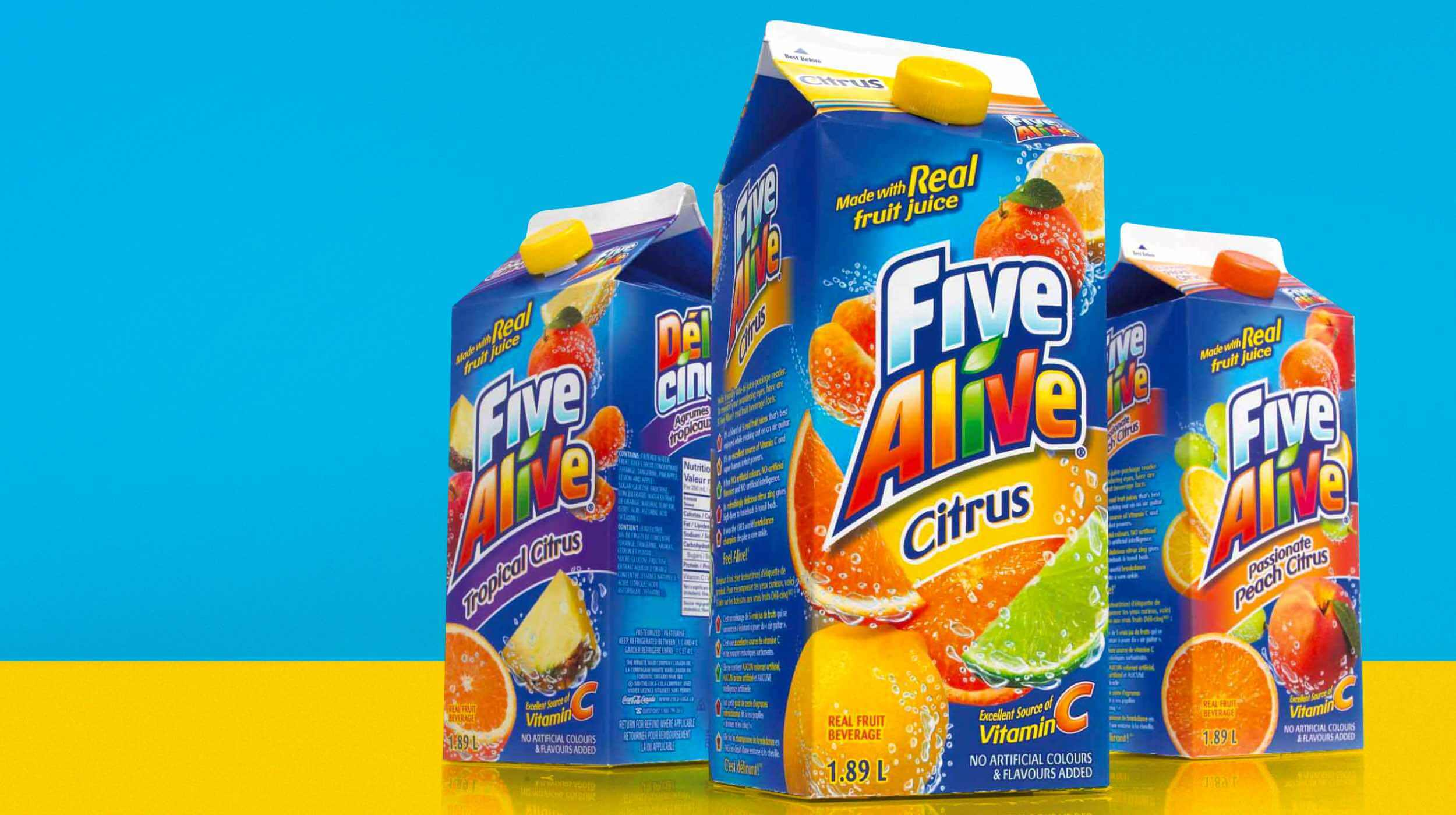 Five Alive Hero Image