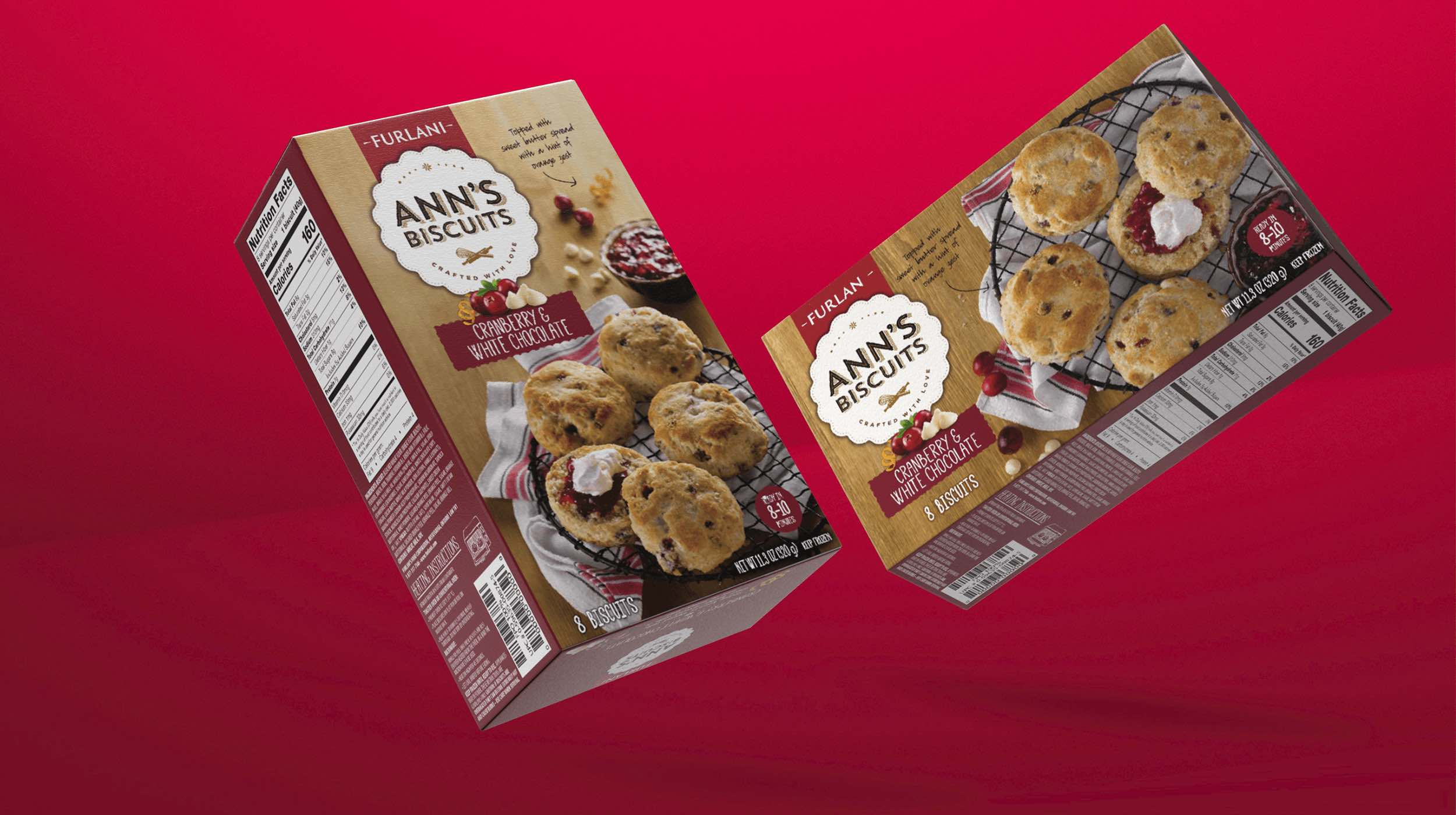 Furlani Ann's  Biscuits Hero Image